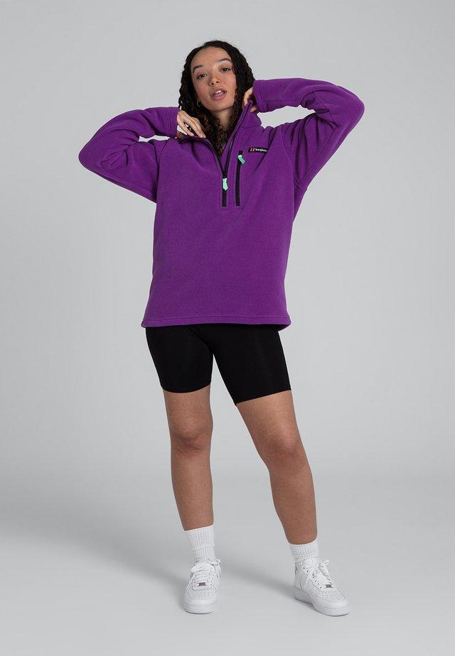 PRISM HERITAGE - Fleece jacket - purple