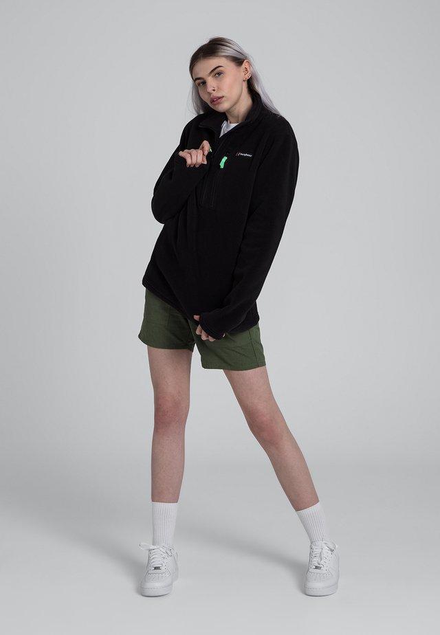 PRISM HERITAGE - Fleece jacket - black