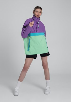 Veste coupe-vent - purple