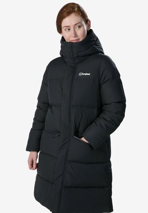 COMBUST REFLECT - Down coat - black