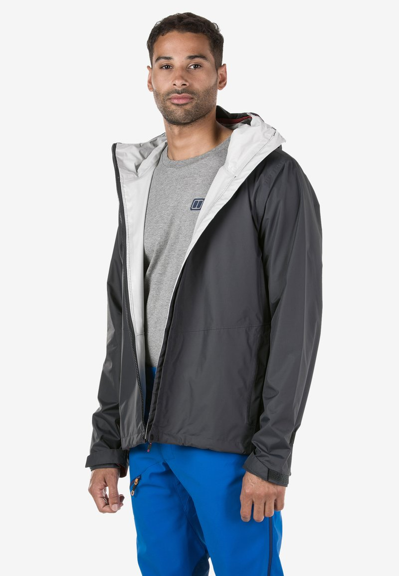 Berghaus - DELUGE  - Waterproof jacket - grey