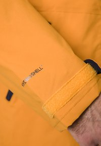 Berghaus - DELUGE PRO 2.0 JACKET - Regenjas - yellow - 3