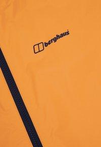 Berghaus - DELUGE PRO 2.0 JACKET - Regenjas - yellow - 4