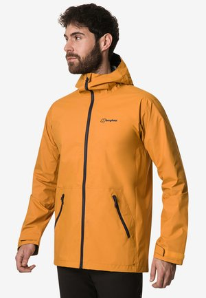 DELUGE PRO 2.0 JACKET - Waterproof jacket - yellow