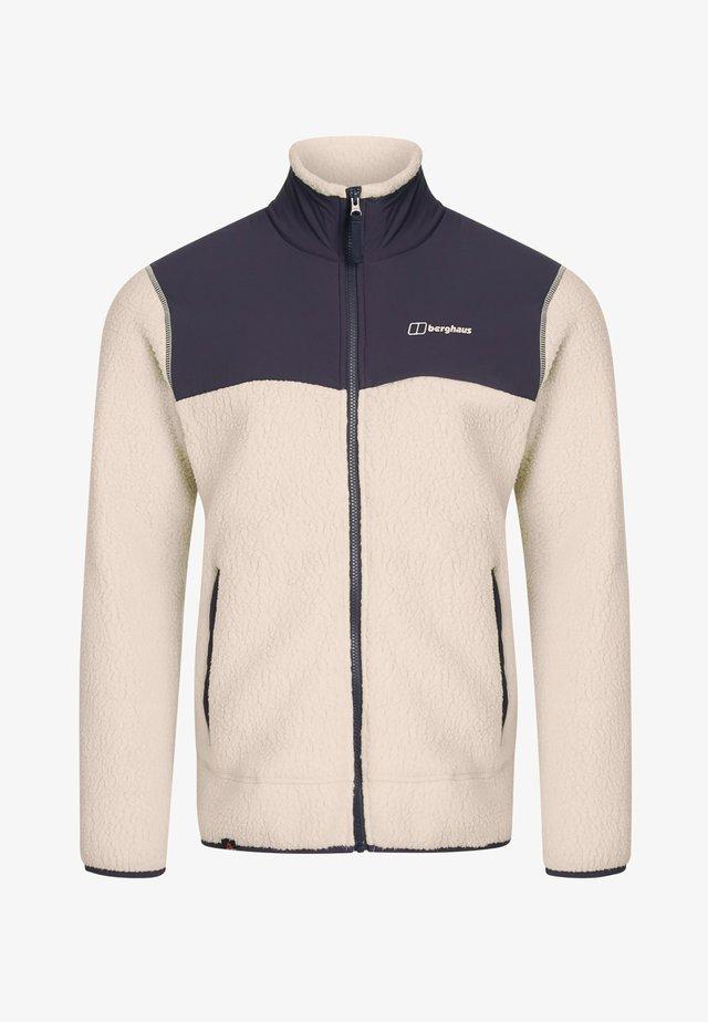 SYKER - Fleece jacket - nude