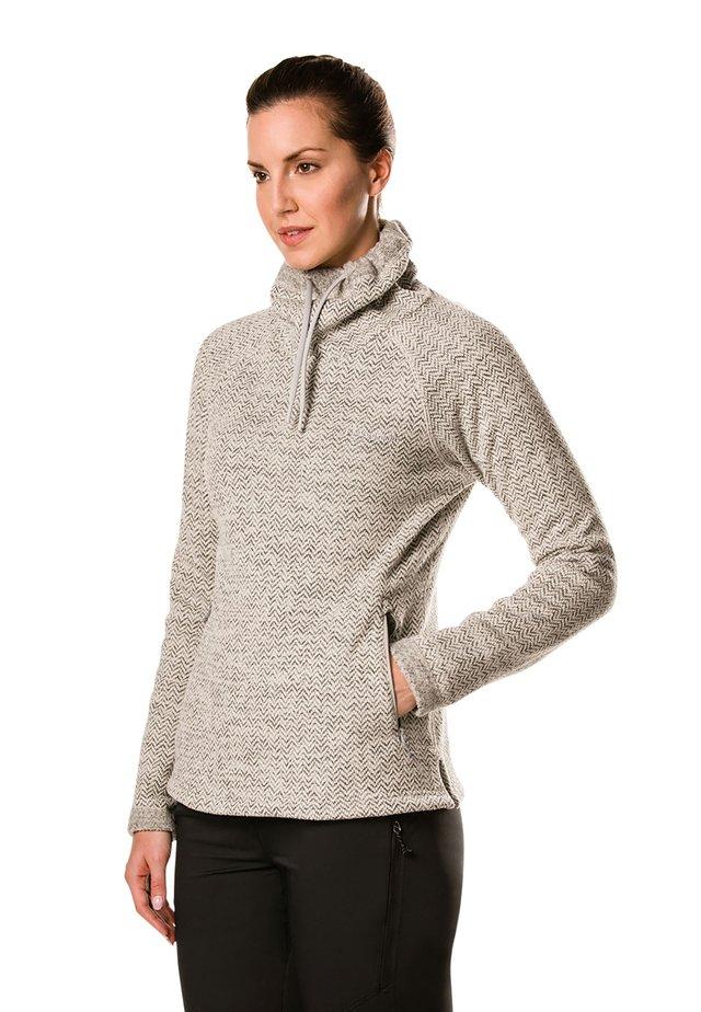 CANVEY - Fleece trui - gray