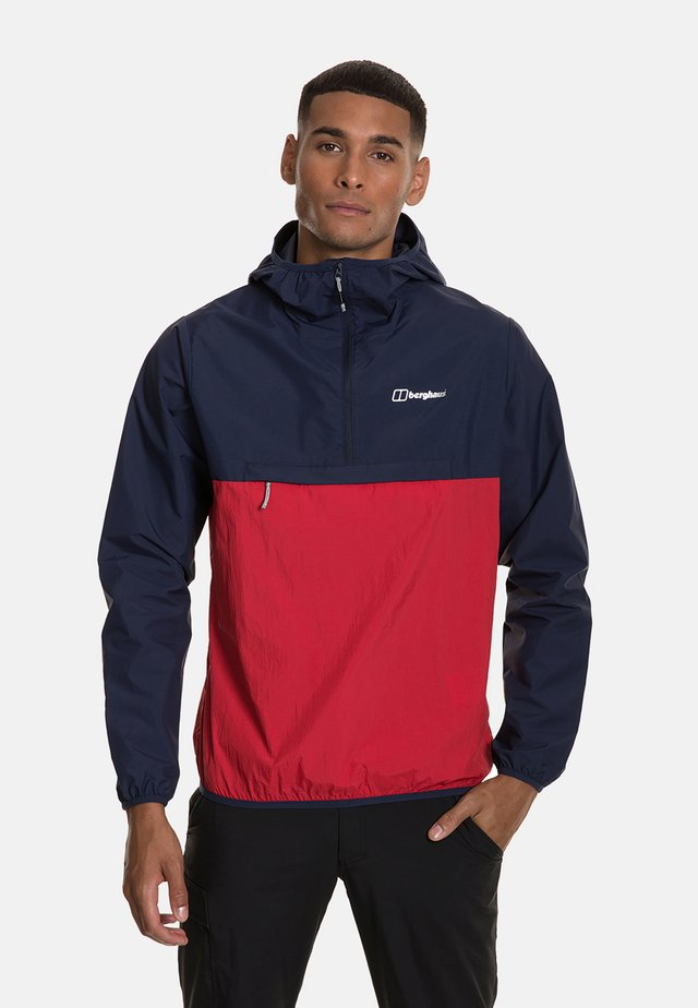 SMOCK - Windbreaker - blue