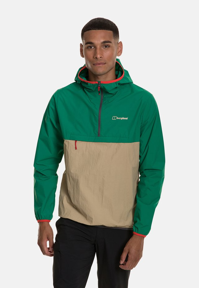 SMOCK - Windbreaker - green