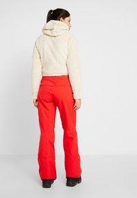 Burton - SOCIETY - Zimní kalhoty - flame scarlet - 2