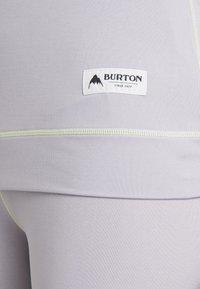 Burton - LIGHTWEIGHT CREW - Funkční triko - lilac gray - 6