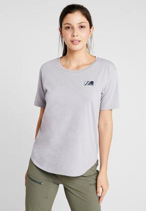 SCOOP - T-shirt basic - lilac gray