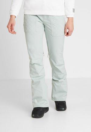 VIDA - Pantalon de ski - aqua gray