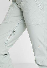 Burton - VIDA - Zimní kalhoty - aqua gray - 4