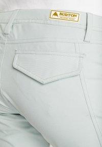 Burton - VIDA - Zimní kalhoty - aqua gray - 6
