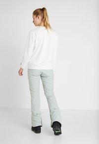 Burton - VIDA - Zimní kalhoty - aqua gray - 2