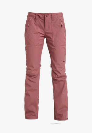 VIDA - Pantaloni da neve - rose brown