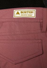 Burton - VIDA - Skibroek - rose brown - 5