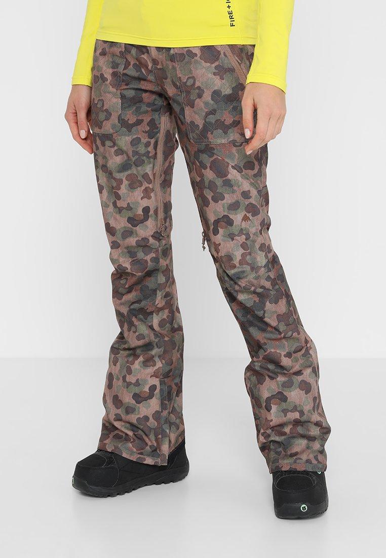Burton - VIDA - Snow pants - moss