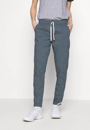 JOY PANT - Pantalones - dark slate