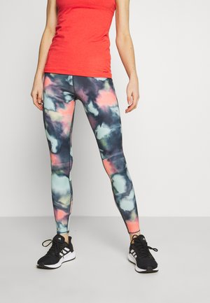 WOMENS LUXEMORE LEGGING - Collants - multi-coloured