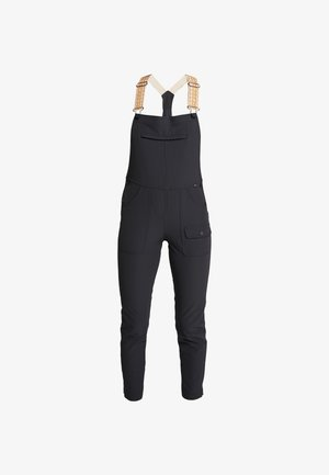 CHASEVIEW OVERALL - Pantaloni - true black