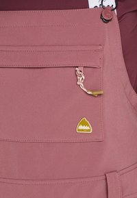 Burton - AVALON BIB - Pantalón de nieve - rose brown - 8