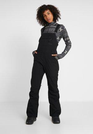 AVALON BIB - Pantalon de ski - true black