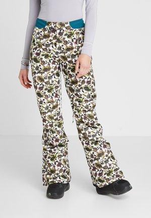 LOYLE - Zimní kalhoty - white