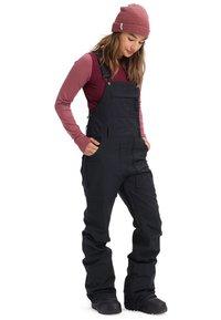 Burton - Pantalon de ski - black - 0