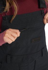 Burton - Pantalon de ski - black - 3