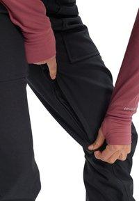 Burton - Pantalon de ski - black - 5