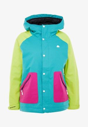 CADENCE - Snowboard jacket - tensho/fuchsi