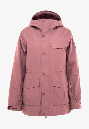RUNESTONE - Snowboardjacke - rose brown