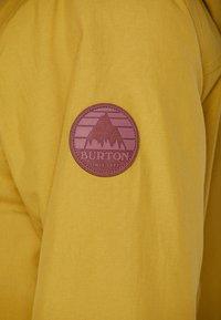 Burton - RUNESTONE - Snowboard jacket - camel - 8