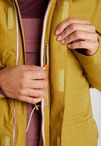 Burton - RUNESTONE - Snowboard jacket - camel - 5