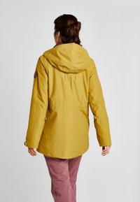 Burton - RUNESTONE - Snowboard jacket - camel - 2