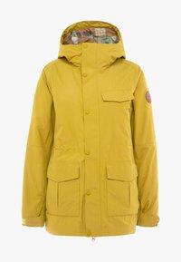 Burton - RUNESTONE - Snowboard jacket - camel - 7
