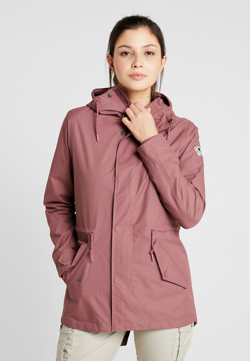 Burton - SADIE - Parka - rose brown