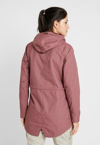 Burton - SADIE - Parka - rose brown - 3