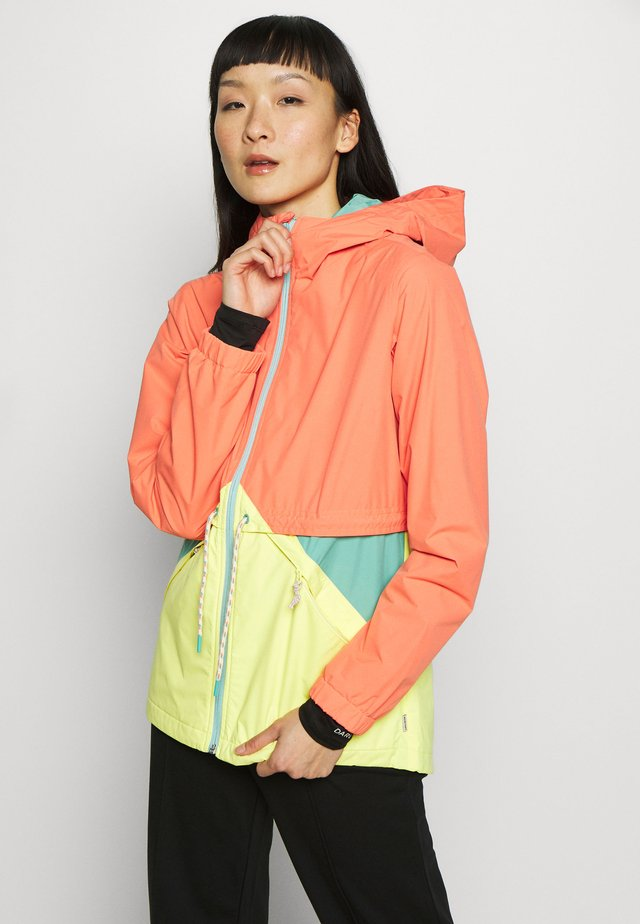 WOMEN'S NARRAWAY JACKET - Impermeabile - pink sherbet multi