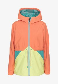 Burton - WOMEN'S NARRAWAY JACKET - Waterproof jacket - pink sherbet multi - 3