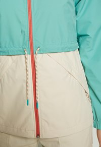 Burton - WOMEN'S NARRAWAY JACKET - Impermeable - buoy blue/creme brulee - 4