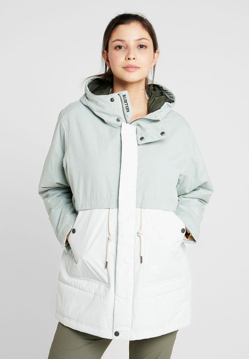 Burton - DRIFT IN - Zimní bunda - aqua/blue
