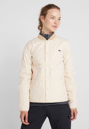 KILEY  - Outdoor jacket - creme brulee