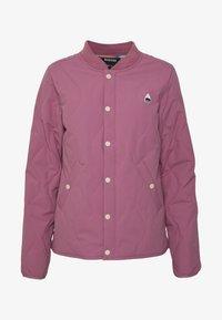 Burton - KILEY  - Outdoor jacket - rosebud - 4