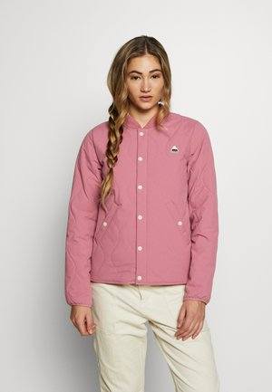 KILEY  - Outdoor jacket - rosebud
