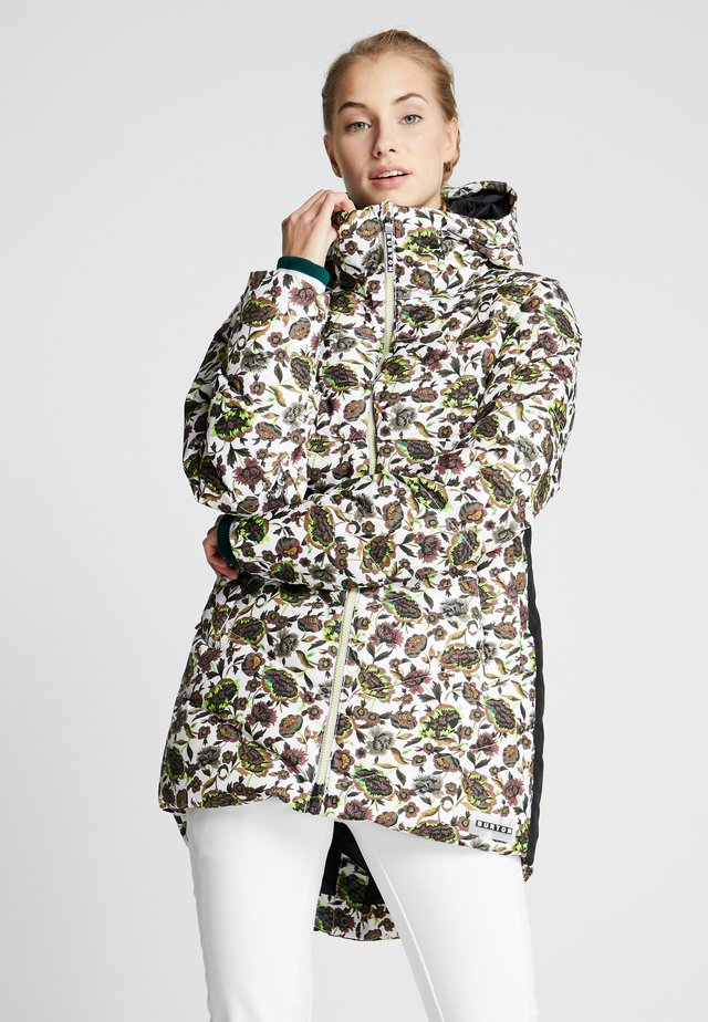 LOYLE - Snowboardová bunda - white