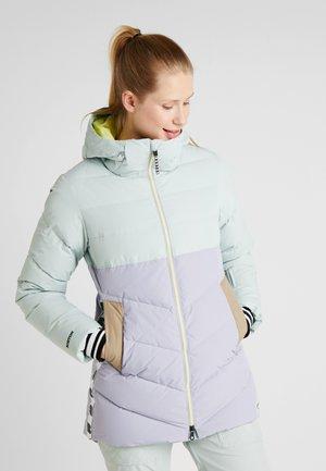 LOYLE - Snowboardjacke - aqua/lilac