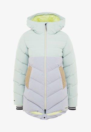 LOYLE - Veste de snowboard - aqua/lilac