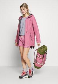 Burton - WOMEN'S PACKRITE - Hardshell jacket - rosebud - 1